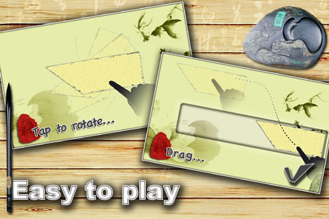 Screenshot Mystic T Puzzle Lite