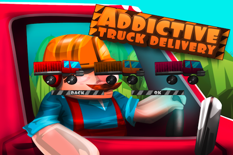 Screenshot Addictive Truck Delivery