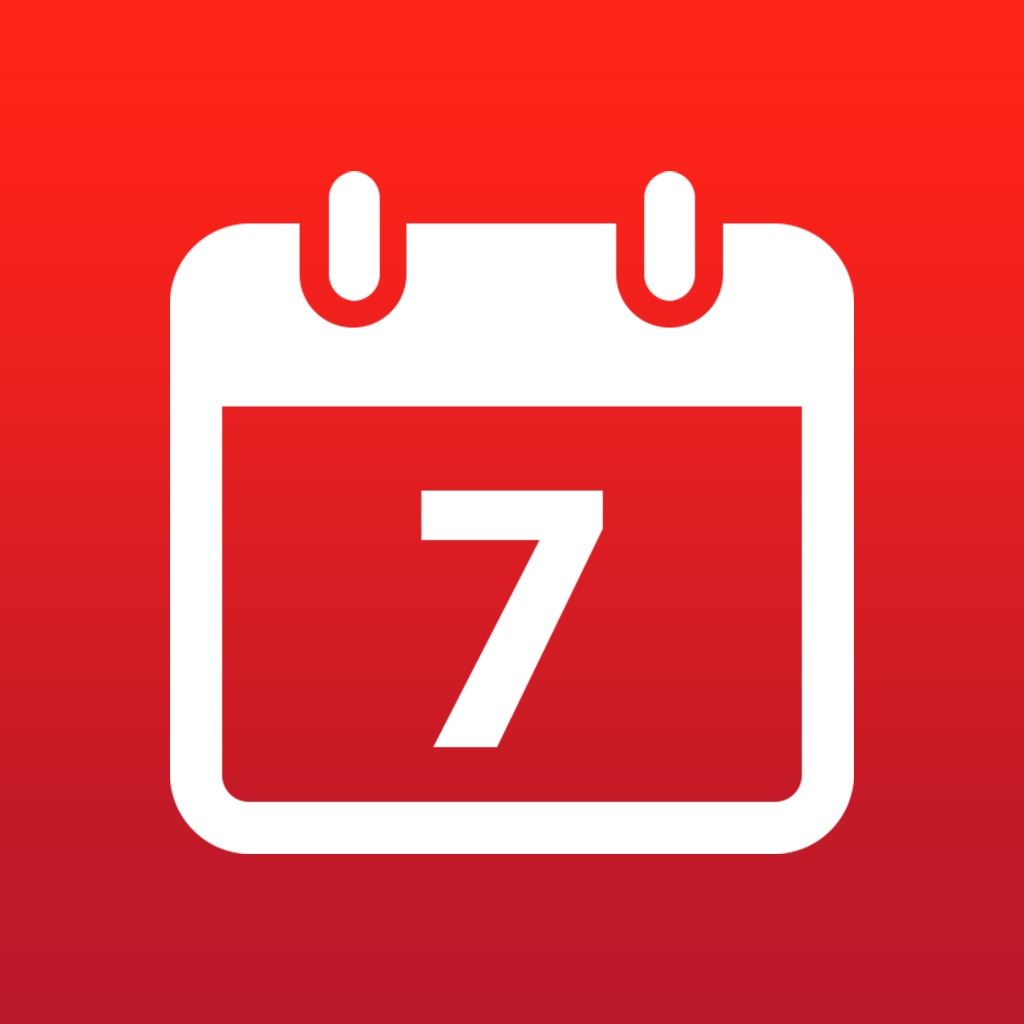 Cal List - Calendar events in a list by Yaniv Katan icon