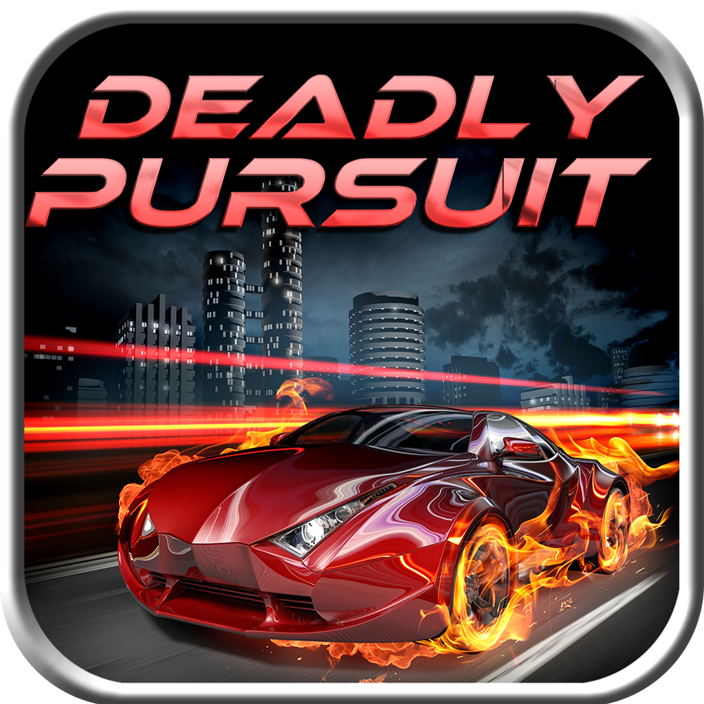 Deadly Pursuit Free - Getaway Cop Chase 3D Game